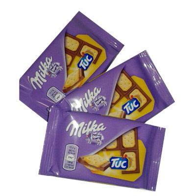 Chocolate Milka lu.