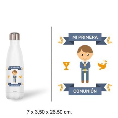 Botella Acero Inox 500 ml....
