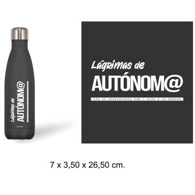 Botella Acero Inox 500 ml...