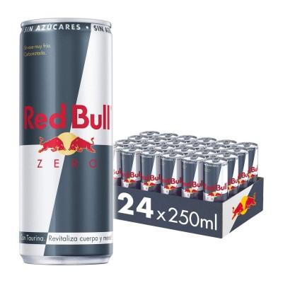 Red Bull Zero 24 Uds. 250 ml.