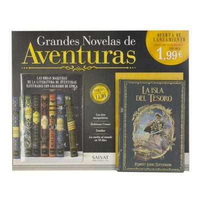 Novelas De Aventuras - No 1