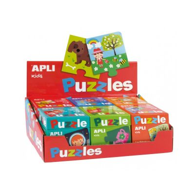 Expositor Puzzles Kids 6...
