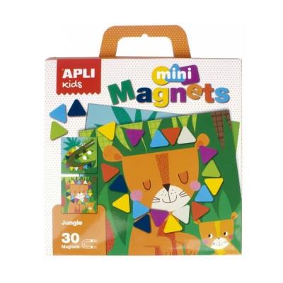 Mini Magnets Apli Kids 30 uds.