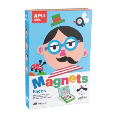 C. Magnético Faces Design...