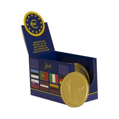 Medallones Euro Milk 21g....