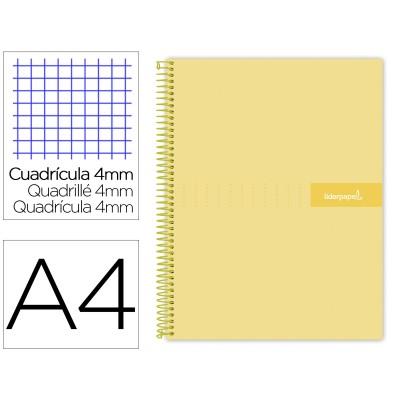 Cuaderno Espiral A4 Tapa...