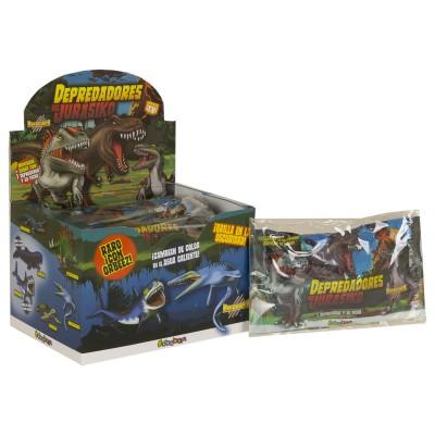 Depredadores del Jurasico -...