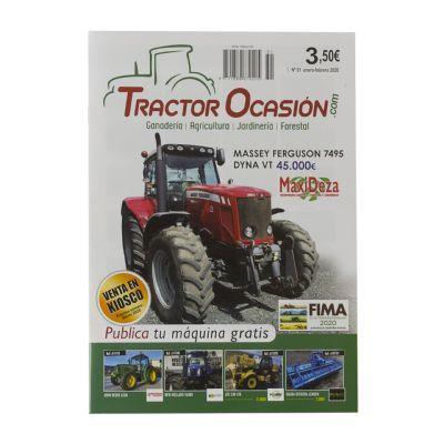 Tractor Ocasión - No 55