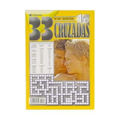 33 Cruzadas - No 957