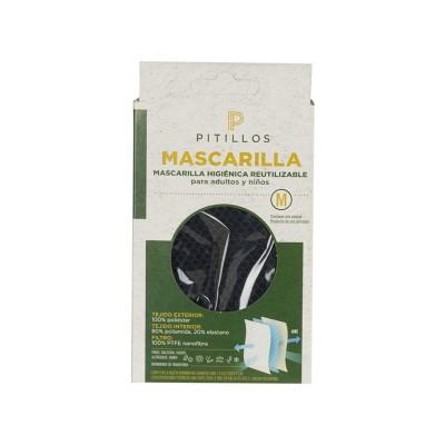 Mascarilla Azul Marino Talla M