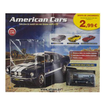 American Cars 1/43 - No 18