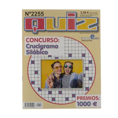Quiz - No 2294