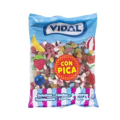 Gm. Mini Mix Pica 1 Kg. Vidal