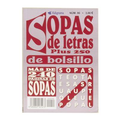 Sopa Letras P. 250 - No 99