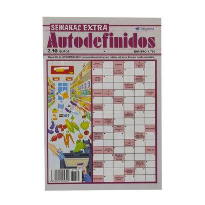 Autodefinidos - No 1795