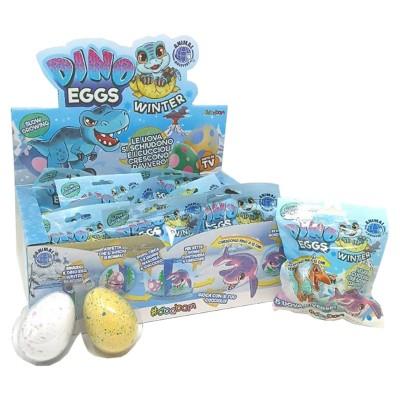 Dino Eggs Winter Sobres - No 1