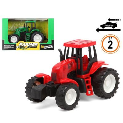 Tractores 15,5x9,5 cm Atosa
