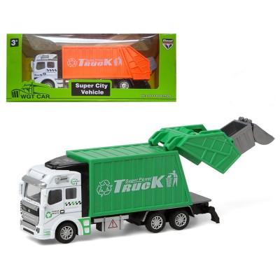 Camiones Basura 24x13 cm...