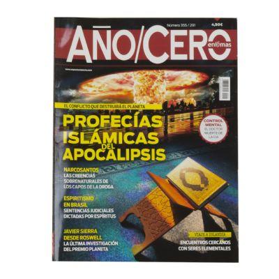 Año Cero + Enigmas - No 364