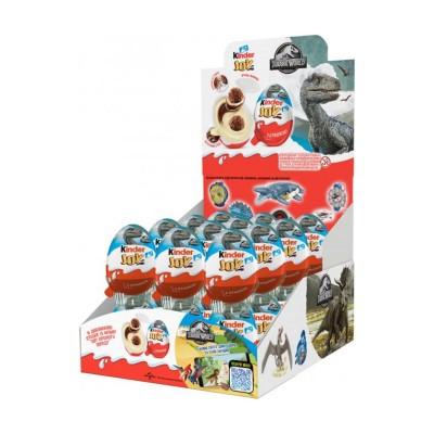 Huevos Kinder Joy Jurassic...