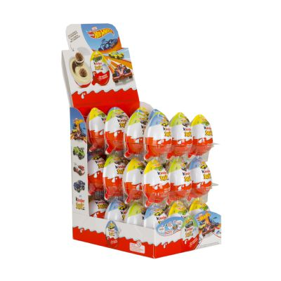 Kinder joy 36 uds ferrero