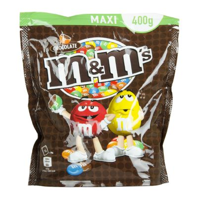 Chocolate M&m chocolate.