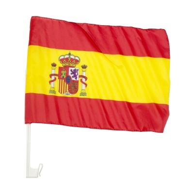 Banderín Coche España Atosa