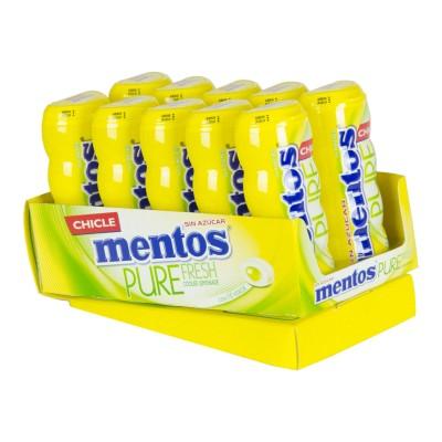 Chicle mentos gum limonade.