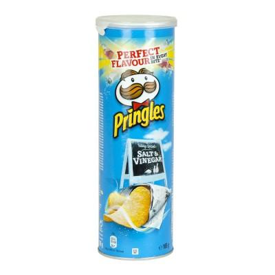 Pringles salt & vinegar.