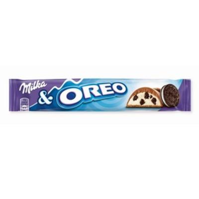 chocolate Milka oreo.