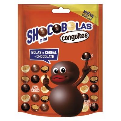Coguitos mini shocobolas.