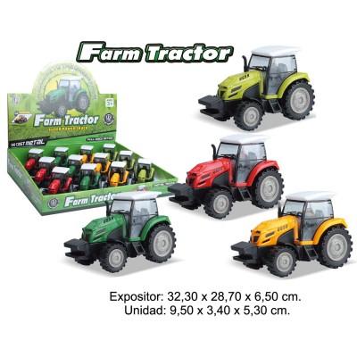 Expositor 12 tractores farm...