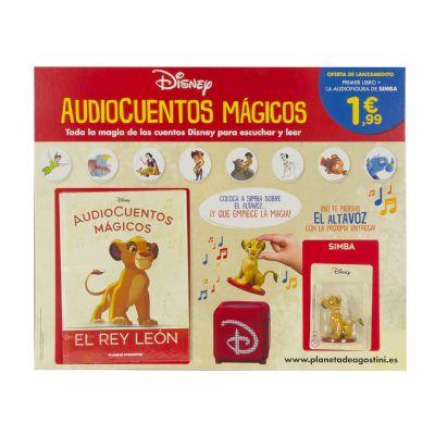 Audiocuentos Mágicos Disney...