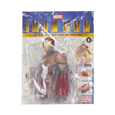 Iron Man B/U - No 38