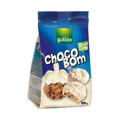 Chocobom blanco.