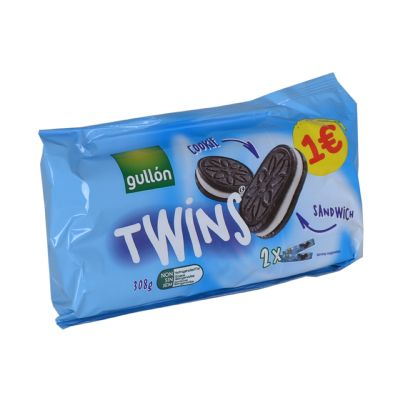 Galletas twins pack.