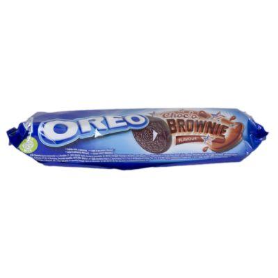 Galleta Oreo brownie.