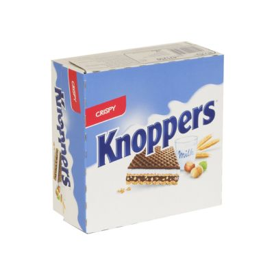 Chocolate Knoppers de 25 g.