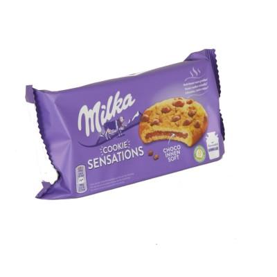 Galletas Milka cookies...