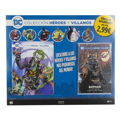 DC Héroes y Villanos - No 4