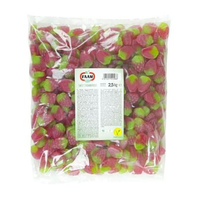 Gominolas fresas.