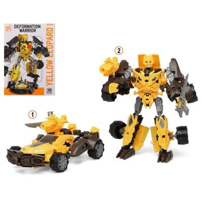 Transformer amarillo 24x17...