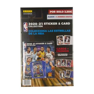 Álbum Promo NBA 2020/2021...