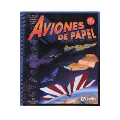 Aviones de papel - catapulta