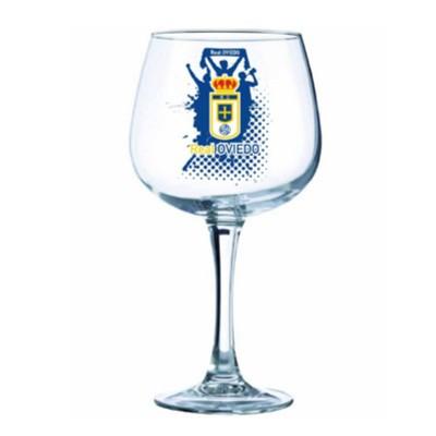 Copa gintonic Real Oviedo...
