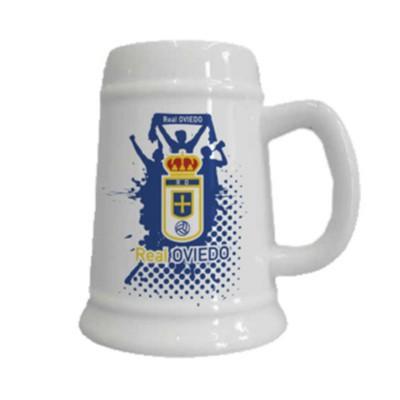Jarra porcelana Real Oviedo...