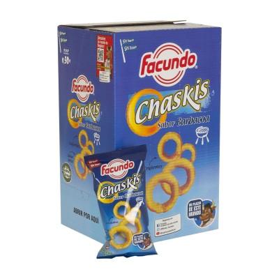 Caja de Chaskis Barbacoa 24...
