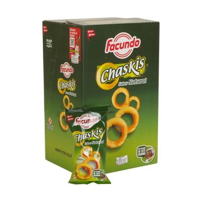 Caja de Snacks Chaskis...