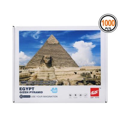Puzzle Pirámides de Egipto...