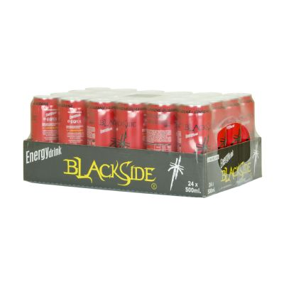 Blackside ginseng-guarana.
